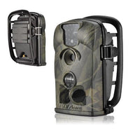Outdoor Trail Camera with Invisible IR