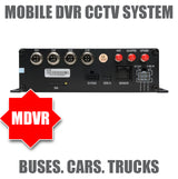 Mobile DVR 4 Channel - SD