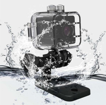 Mini Waterproof Spy Camera
