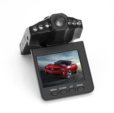 Dash Camera with Night Vision - Spy Shop SA