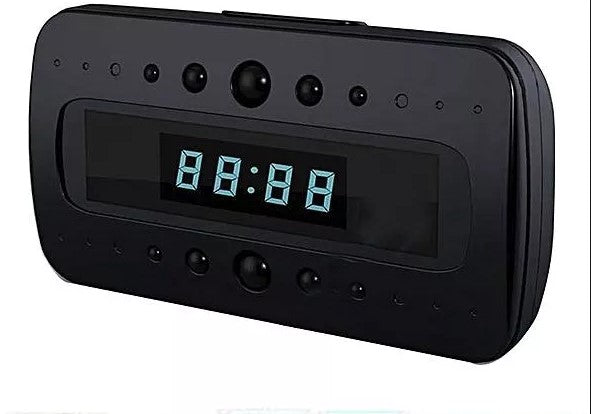 Night Vision Clock for Smartphones