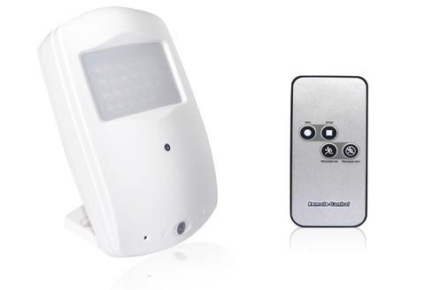 Remote PIR Spy Camera