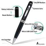 Spy Camera Pen Package