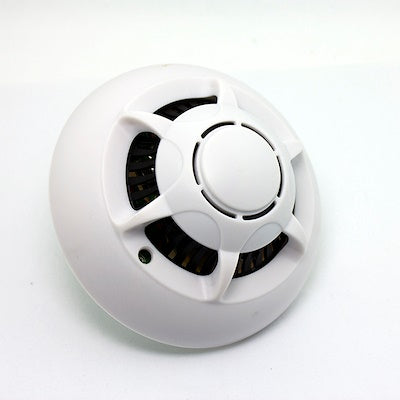 Smoke Detector Hidden Camera for Smartphones