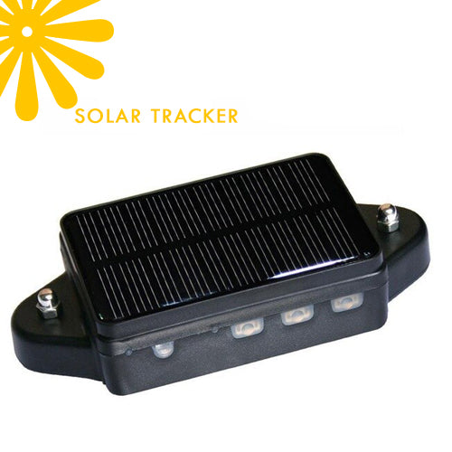Solar Powered Tracker