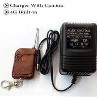 Adapter Spy Camera with Remote - Spy Shop SA
