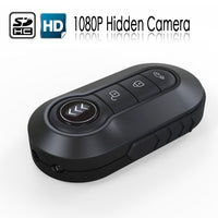 HD Spy Camera Car Key with Night Vision - Spy Shop SA