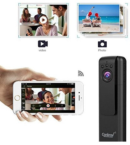 Android Mini Spy Camera - Spy Shop SA