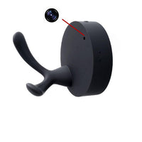 Clothes Hook Camera with Motion Detection - Spy Shop SA