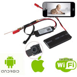 Wireless Spy Camera Module - Spy Shop SA