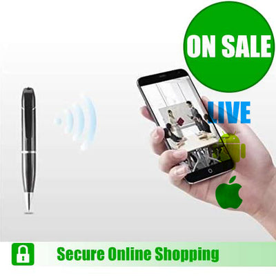 Spy Pen for Smartphones - Spy Shop SA