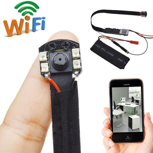 DIY Spy Cam for Smartphones + Night Vision - Spy Shop SA