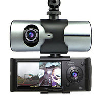Dual View Dash Camera with Night Vision - Spy Shop SA