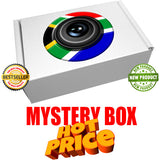 Spy Camera Mystery Box / Loot Crate - Spy Shop SA