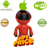 Robot Spy Camera for Smartphones - Spy Shop SA