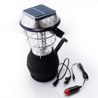 Solar Powered Camp Lamp - Spy Shop SA