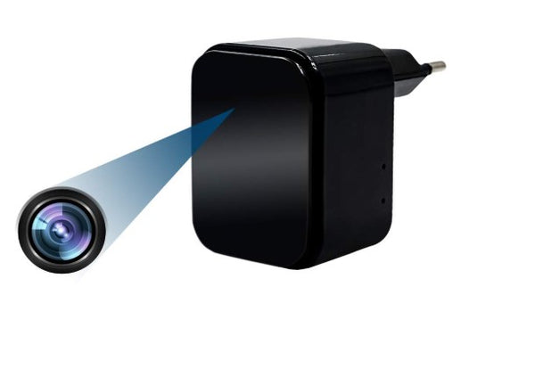 Spy Camera USB Charger