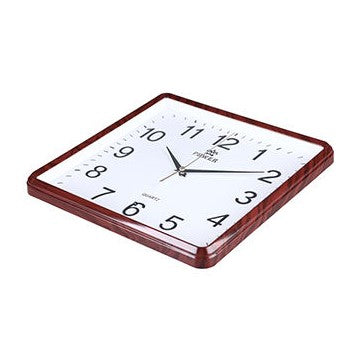 WiFi Wall Clock with Hidden Camera for Smartphones