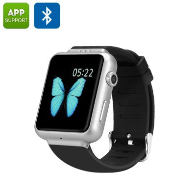 Android Smart Watch with Camera - Spy Shop SA