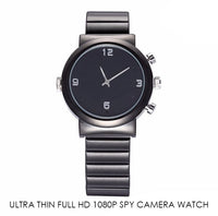 Ultra Spy Watch