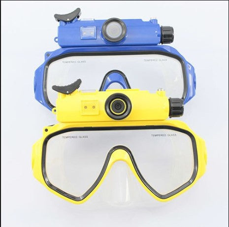 Diving Mask Video Camera - Spy Shop SA
