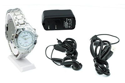 Voice Recorder Spy Watch