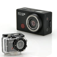 Sports Action Camera with WiFi - Spy Shop SA