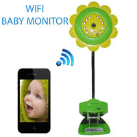 WiFi Baby Monitor for Smartphones - Spy Shop SA