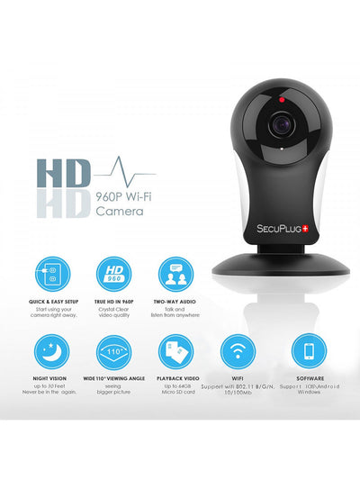 Indoor Smart Nanny Camera