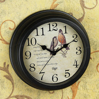 Wall Mounted Spy Clock - Vintage - Spy Shop SA