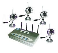 Wireless CCTV Security System - Spy Shop SA