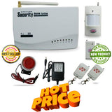 Wireless Alarm Security System - Spy Shop SA