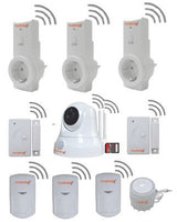 Wireless Camera Security System