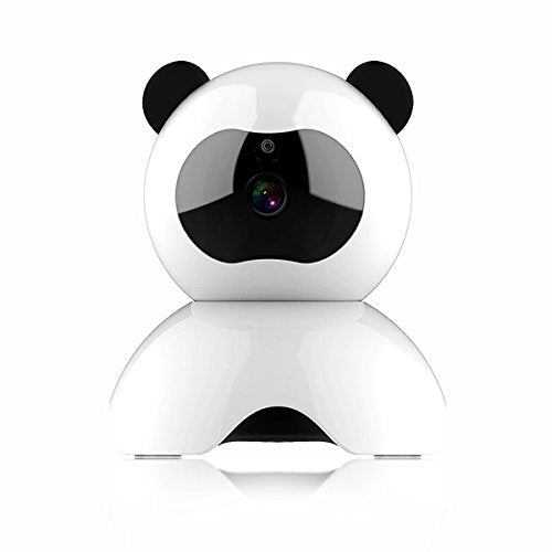 Wireless Panda Camera - Wi-Fi - Spy Shop SA