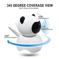 Wireless Panda Camera - Wi-Fi