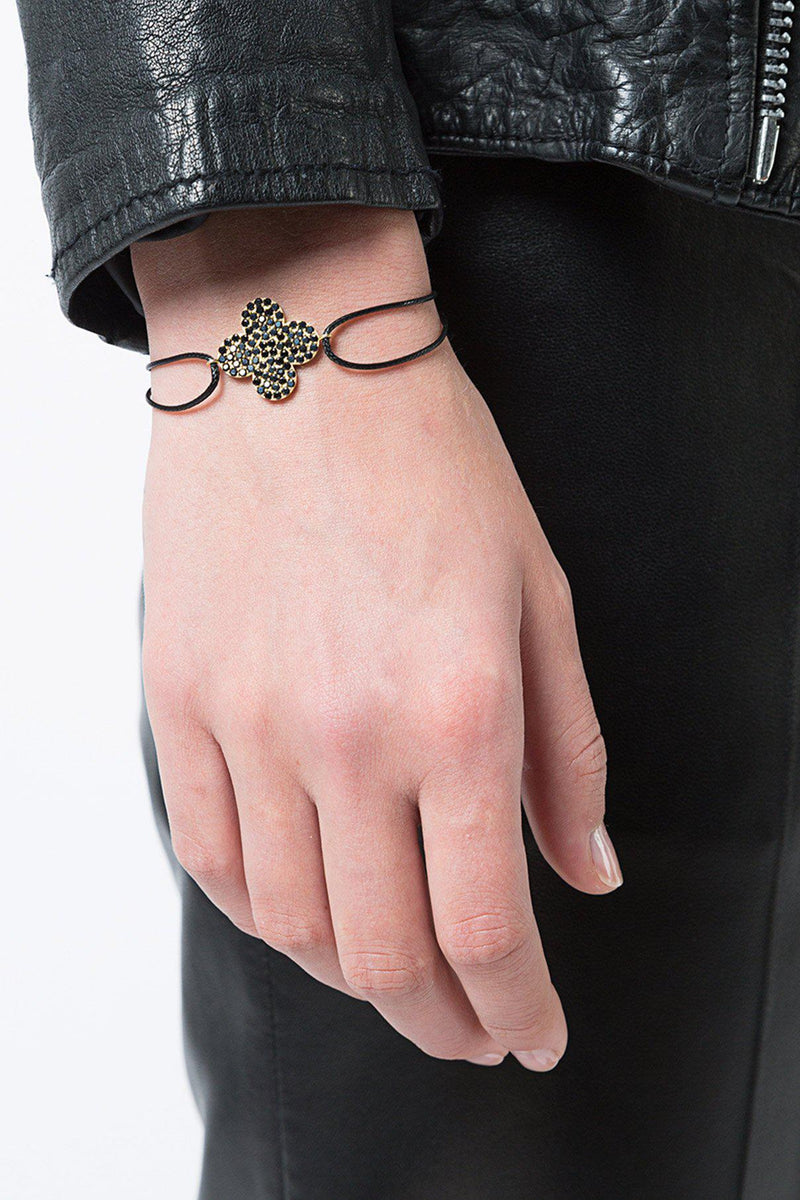 Clover Bracelet-HÜES-Patron of the New