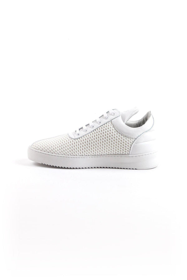 Low Top Two Faced Sneakers-Filling Pieces-Patron of the New