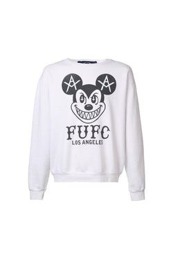 Mickey Fleece Sweatshirt-Local Authority-Patron of the New