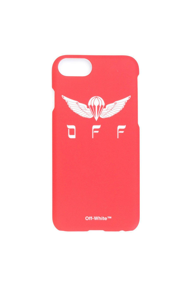 Parachute iPhone Case-Off-White-Patron of the New