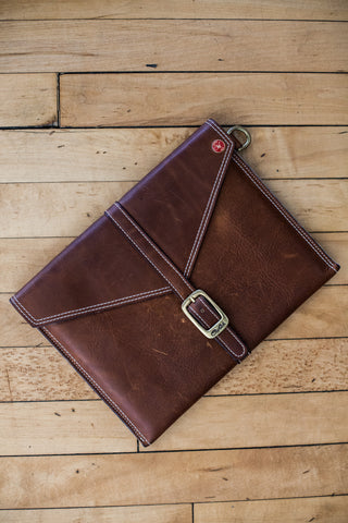 The Handmade Leather Executive Tablet Case