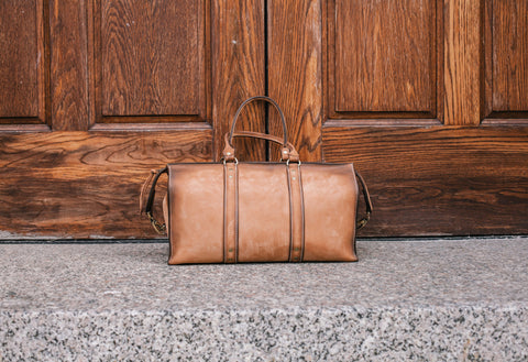 The Handmade Leather 1920 Bag