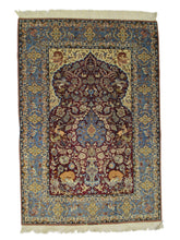 Load image into Gallery viewer, PERSIAN ISFAHAN 225 x 158 CM. (5631)