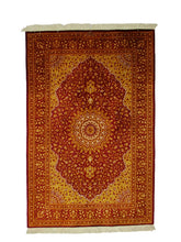 Load image into Gallery viewer, PERSIAN QUM 146 x 97 CM (87802)