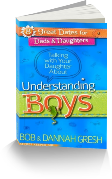 BUNDLE: 8 Great Dates- Understanding Boys
