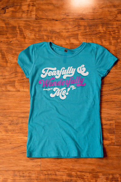 Fearfully and Wonderfully Me T-Shirt