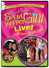 Secret Keeper Girl Live DVD