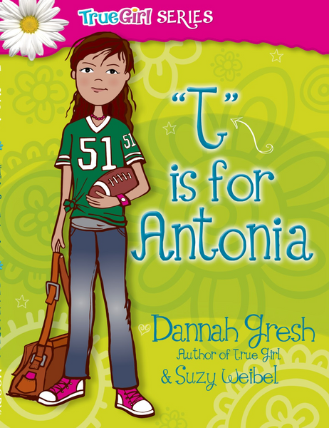 """T"" is for AnTONIa"