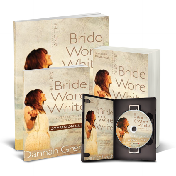 And the Bride Wore White: Do-It-Yourself LARGE Retreat Kit