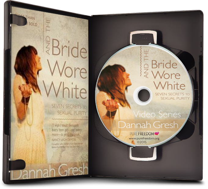 And the Bride Wore White DVD Curriculumn