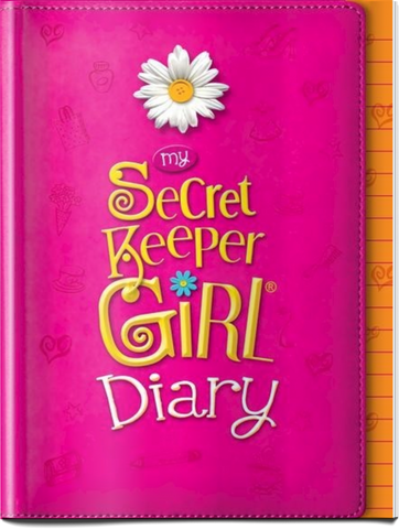 My Secret Keeper Girl Diary
